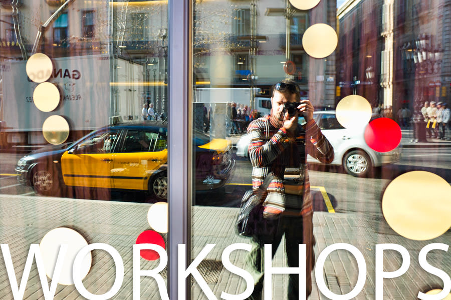 Marcin Rusinowski workshops photography street photography photojournalism documentary