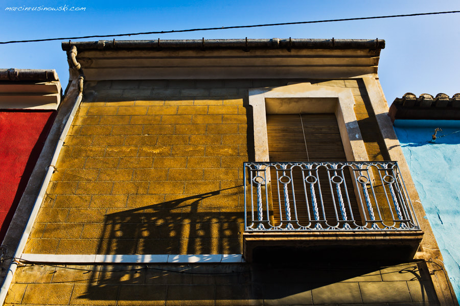 Aspe Spain Marcin Rusinowski colour November