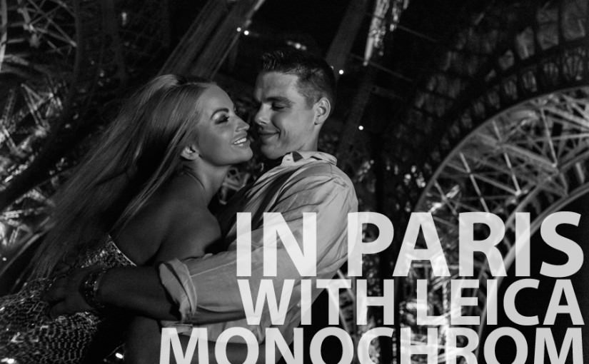 in Paris with Leica Monochrom – in hands review