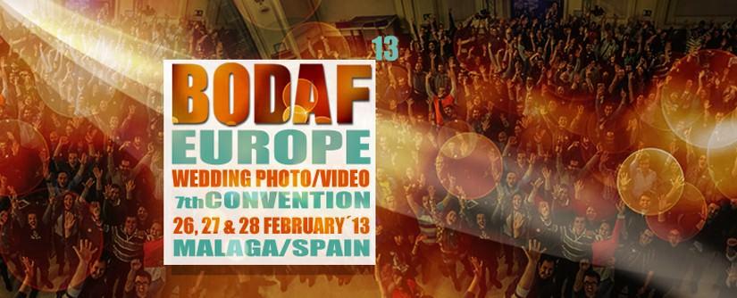 incoming Bodaf Europe 2013 Malaga