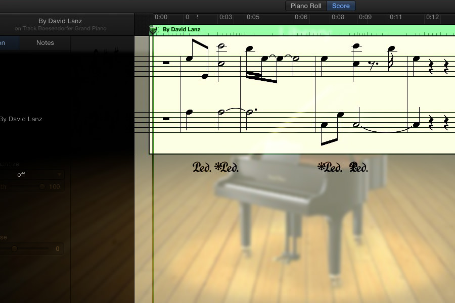 composing and making music on iPad part 1