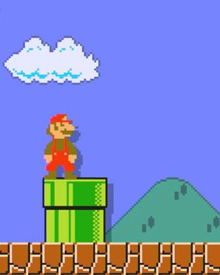 Марио смотреть и играть