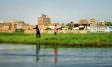 Nile, Egypt, boys, travel, Marcin Rusinowski