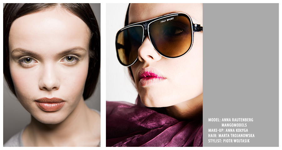 fashion beauty Marcin Rusinowski photographer